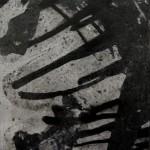 "Skeletal 6 | 6""x6"" | SOLD"